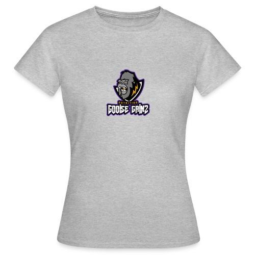 GOOISE GAINZ - Vrouwen T-shirt