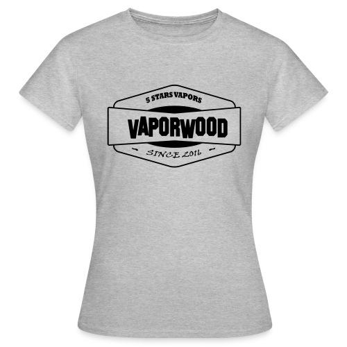 VaporwoodLogo - Frauen T-Shirt