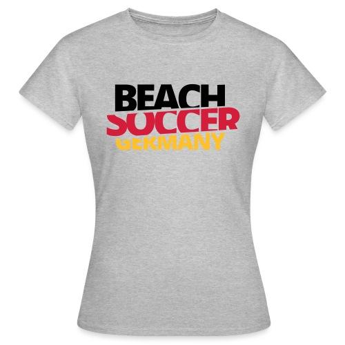 BEACHSOCCER GERMANY - Frauen T-Shirt