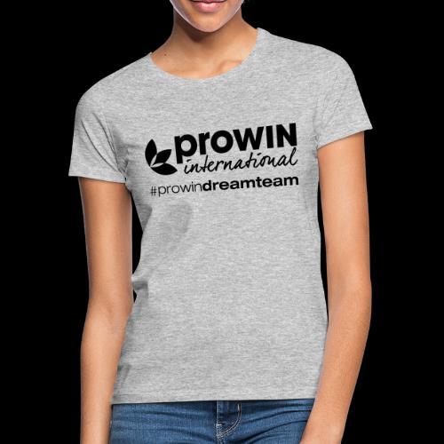 prowin Logo - Frauen T-Shirt