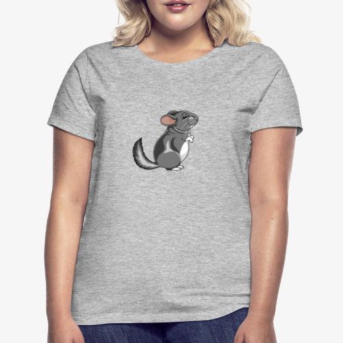 Chinchilla V - Naisten t-paita