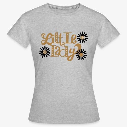 large_little-lady - T-shirt Femme