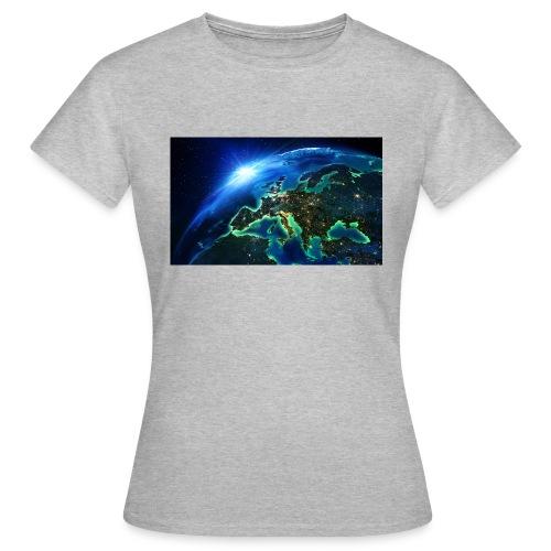 Planeta Tierra - Camiseta mujer