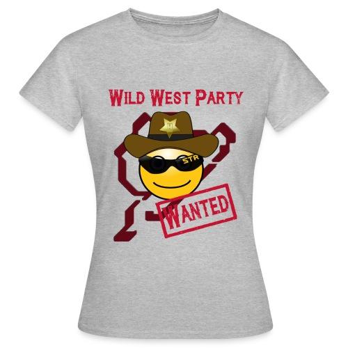 Motto HATZE 16 txt png - Frauen T-Shirt