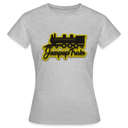 JUMPUPTRAIN - Vrouwen T-shirt