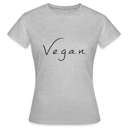 Vegan - Vrouwen T-shirt