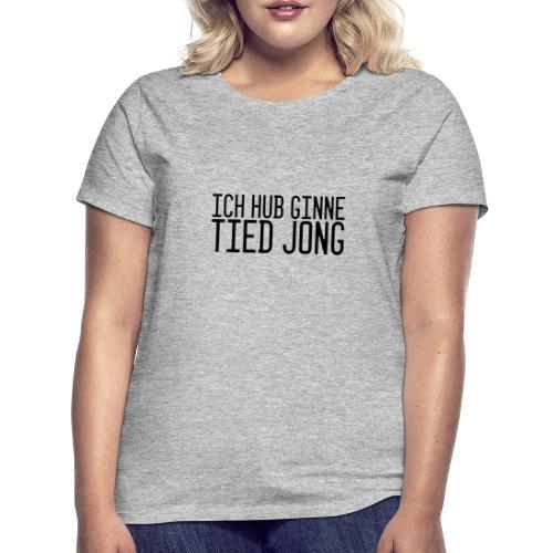 Ginne tied - Vrouwen T-shirt