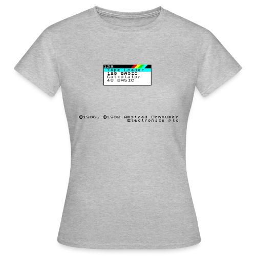 Spectrum ZX+2 - T-shirt Femme