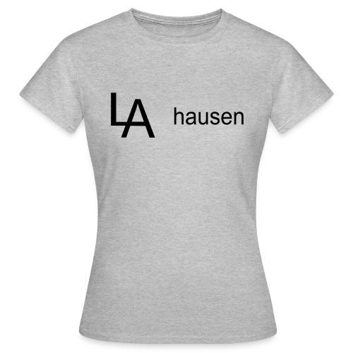 la hausen - Frauen T-Shirt
