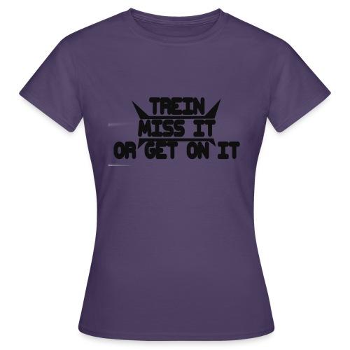MISS-HIT - Naisten t-paita