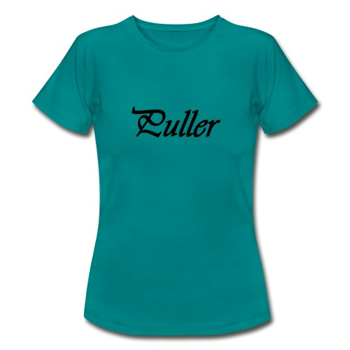 Puller Slight - Vrouwen T-shirt