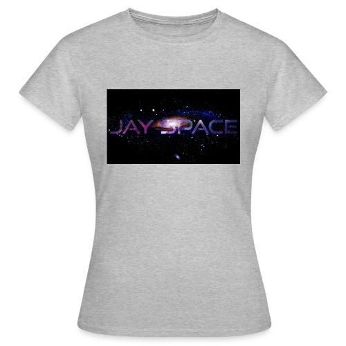 Jay Space - Naisten t-paita