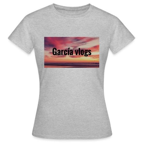 Garcíavlogs - Camiseta mujer