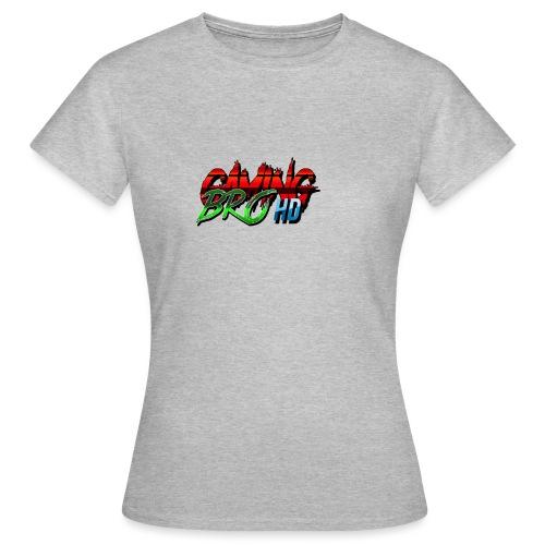 gamin brohd - Women's T-Shirt