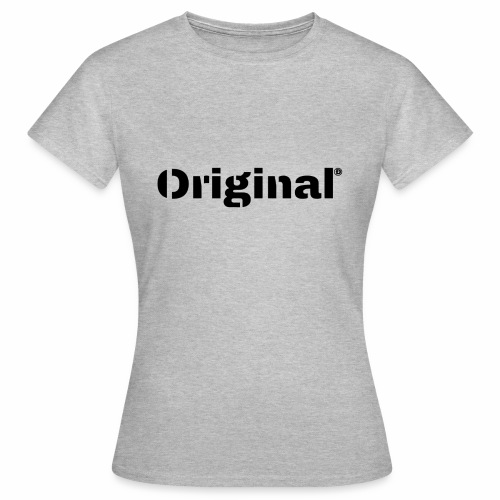 Original, by 4everDanu - Frauen T-Shirt