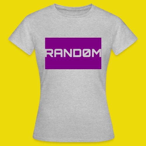Random Logo - Women's T-Shirt