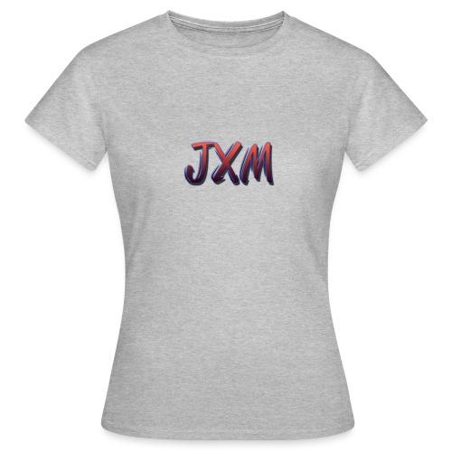 JXM Logo - Women's T-Shirt