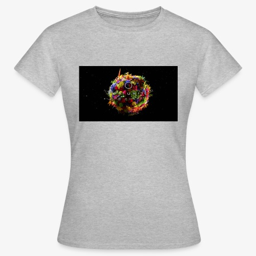 Flower Unverse - Frauen T-Shirt