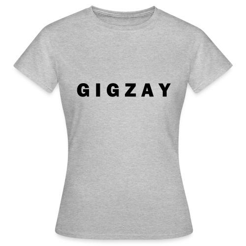 Gigzay - T-shirt Femme