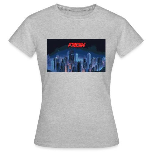 Fresh - T-shirt Femme