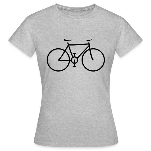 Singlespeed - Frauen T-Shirt