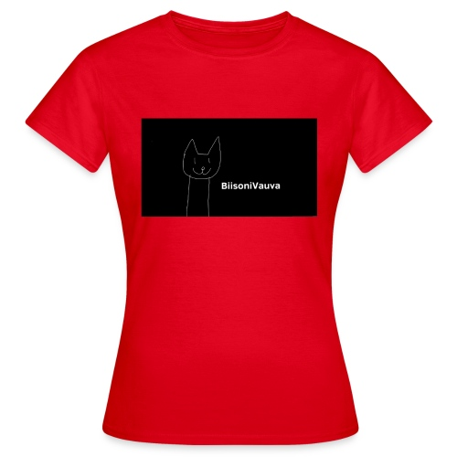 biisonivauva - Naisten t-paita