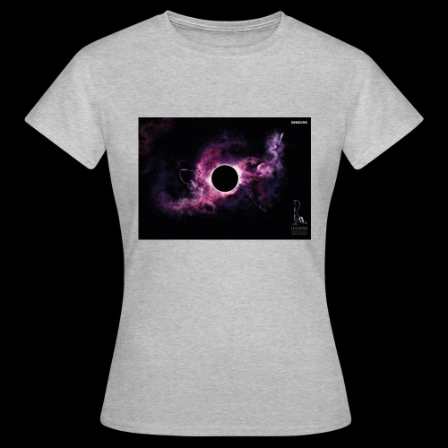 into darkness - Women's T-Shirt