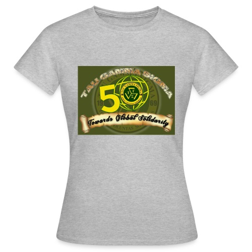 tau gamma - Women's T-Shirt
