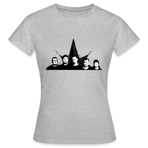 testfront2 - Frauen T-Shirt