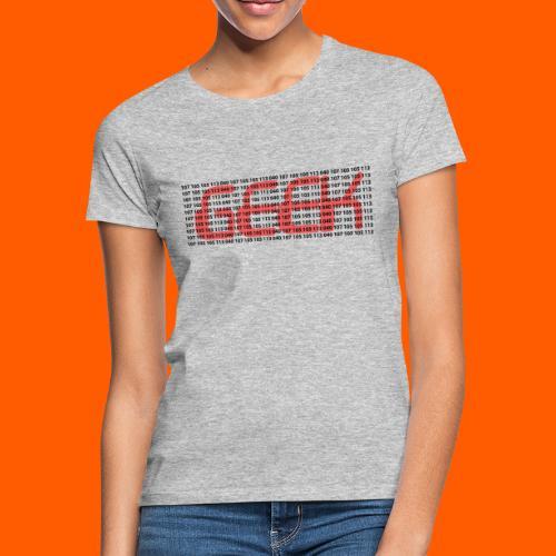 GEEK Octal - T-shirt Femme