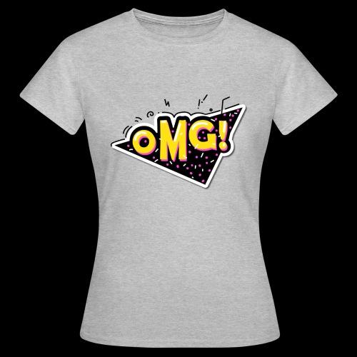 OMG - Maglietta da donna