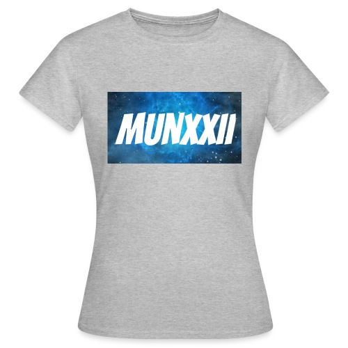 Munxxii's Merch - Women's T-Shirt