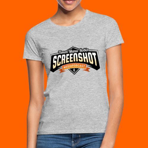 Screenshot-Podcast Logo - Frauen T-Shirt