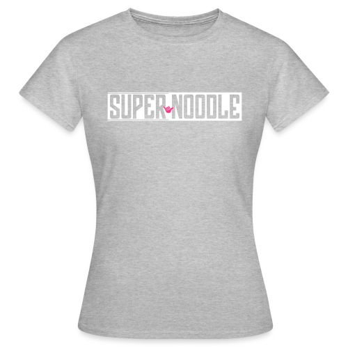 SuperNoodle Loose - Vrouwen T-shirt