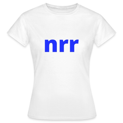 NEARER logo - Women's T-Shirt