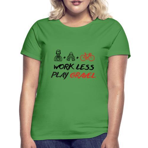 Black-Mood - Maglietta da donna
