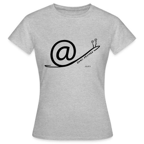 Snail Express - Maglietta da donna