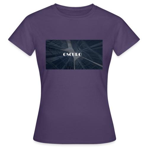 COPERTINA ALBUM OSCURO - Maglietta da donna