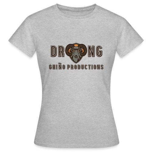 DRONG - Maglietta da donna