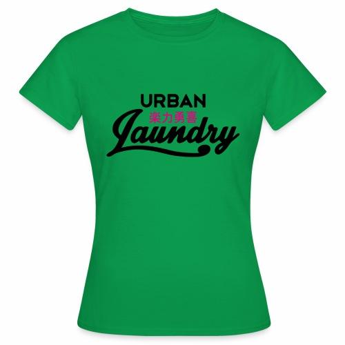 Urban Laundry Logo - Frauen T-Shirt