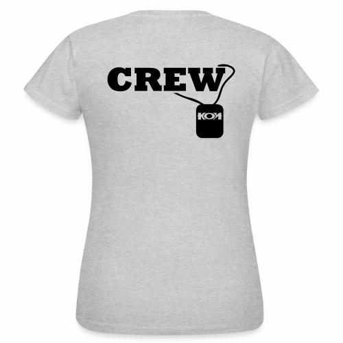 KON - Crew - Frauen T-Shirt