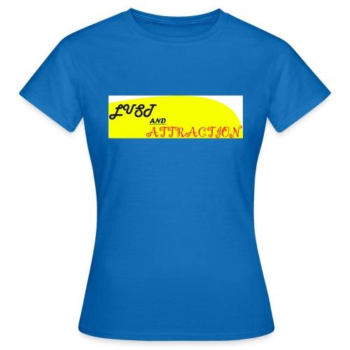 lust ans attraction - Women's T-Shirt