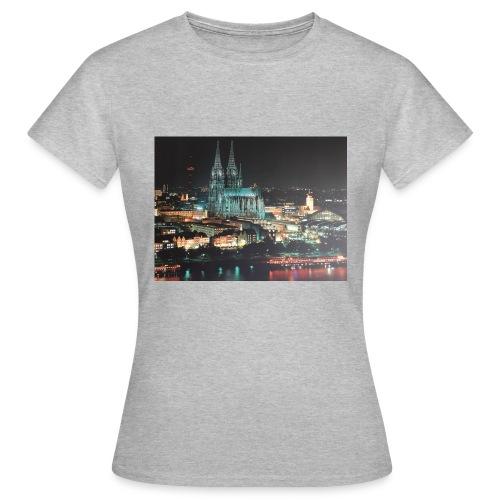 Kölner Dom - Frauen T-Shirt