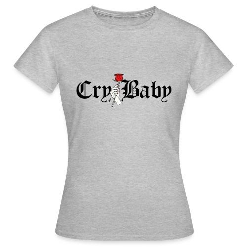 Cry Baby Rose plus étroit - T-shirt Femme