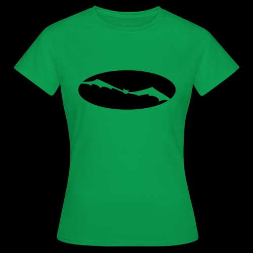 bats cut - Frauen T-Shirt