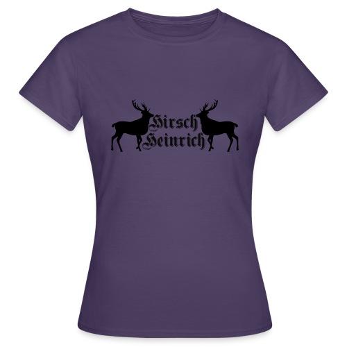 silhouette 3376469 - Frauen T-Shirt