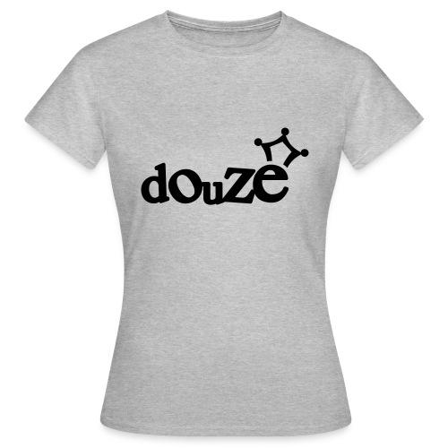 logo_douze - T-shirt Femme