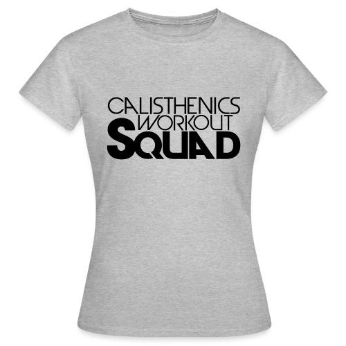 CWS Logo - Frauen T-Shirt