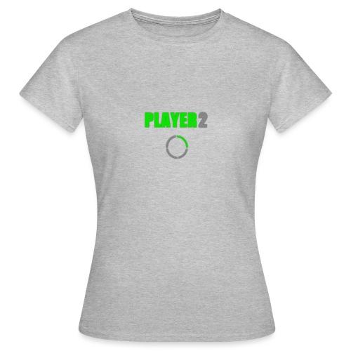 PLAYER 2 Videojuegos - Camiseta mujer