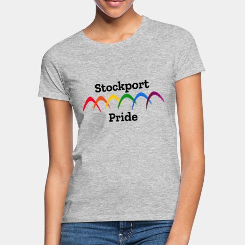 Stockport Pride - Women's T-Shirt